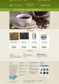 Адаптивный интернет-магазин чая и кофе
